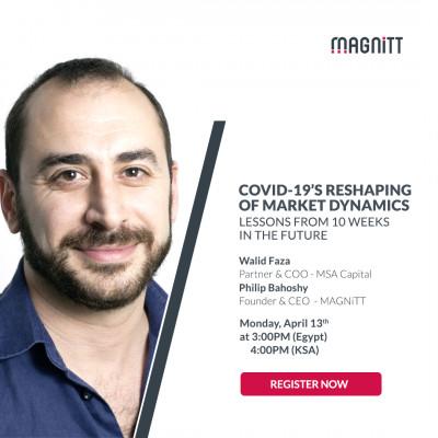 Webinar: COVID-19's Reshaping of Market Dynamics
