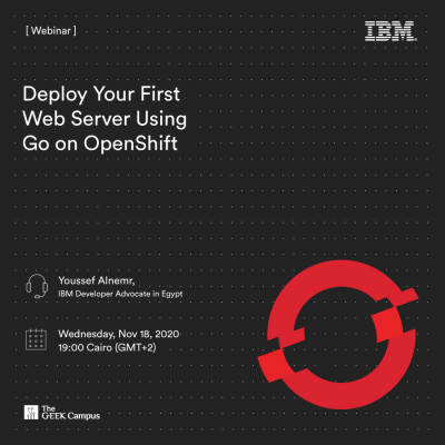 Deploy your First Web Server using Go on OpenShift