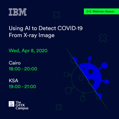 Webinar: Using AI to detect COVID-19 through X-Ray