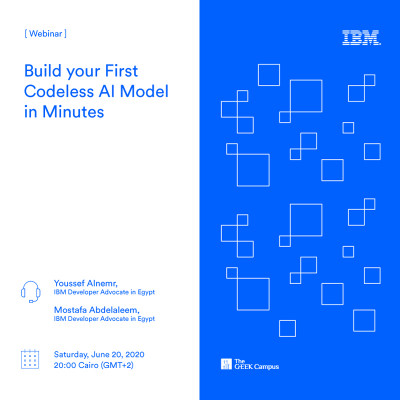 Build your First Codeless AI Model in Minutes