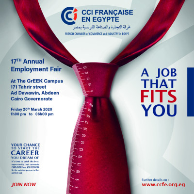 CCIFE Annual Employment Fair