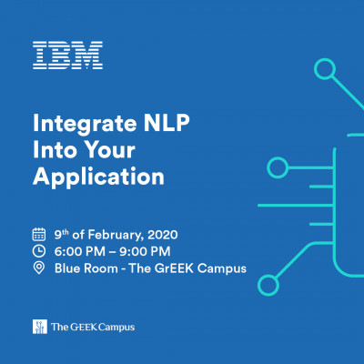 Integrate your NLP into your Application with IBM