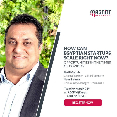 Webinar: How can Egyptian startups scale right now?