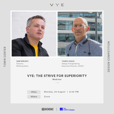 VYE: THE STRIVE FOR SUPERIORITY