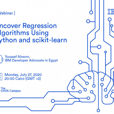 Uncover Regression Algorithms Using Python and scikit-learn