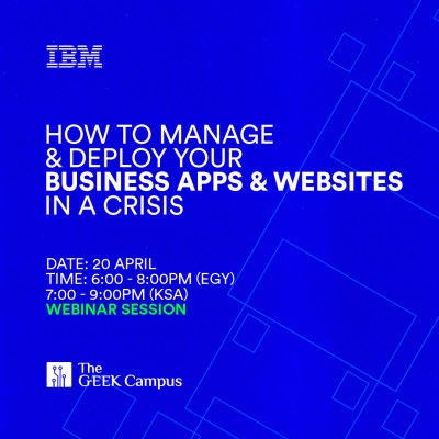 Webinar: How to Manage and Deploy your Business Apps and Websites in a Crisis
