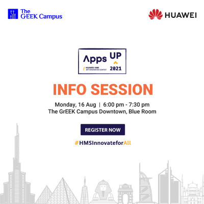Info session: Huawei HMS App Innovation Contest