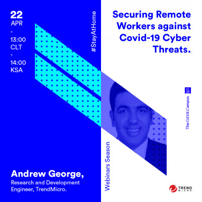 Securing Remote Workers against COVID-19 Cyber Threats