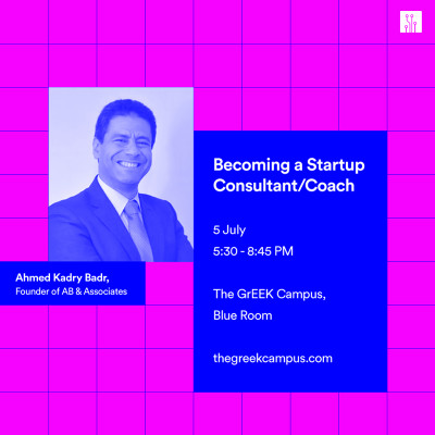 Becoming a Startup Consultant/Coach | Workshop