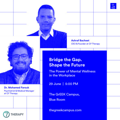 Bridge the Gap, Shape the Future: The Power of Mental Wellness in the Workplace