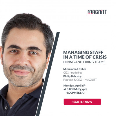 Webinar: Managing staff in a time of crisis - Hiring and firing teams