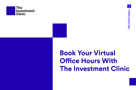 Book Your Virtual Office Hours With The Investment Clinic