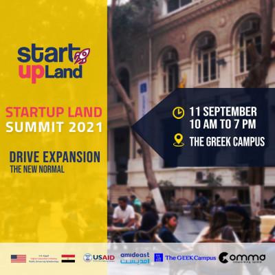 StartUp Land Summit 2021: Drive Expansion