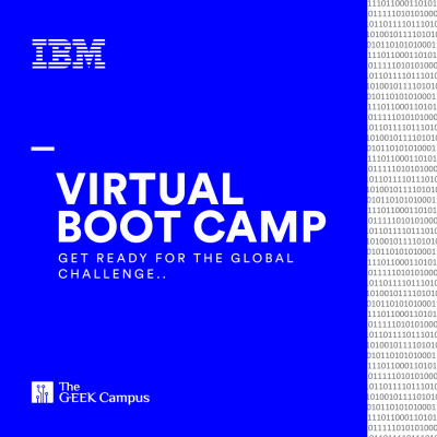 Virtual Boot Camp: 2020 Call for Code - Global Challenge Training