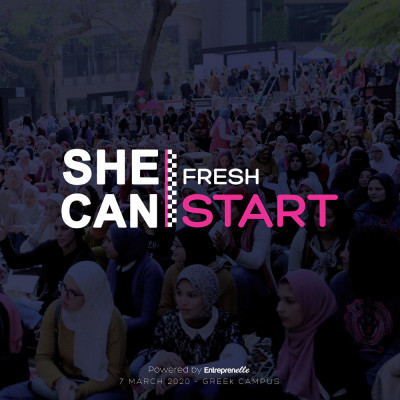 SHE CAN 2020 Event