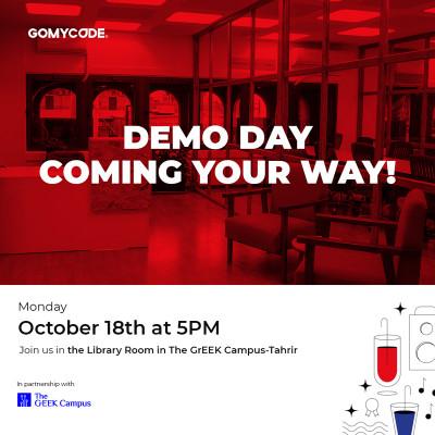 GOMYCODE Demo Day 2021