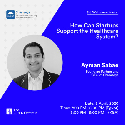 Webinar: How can startups support the healthcare system?